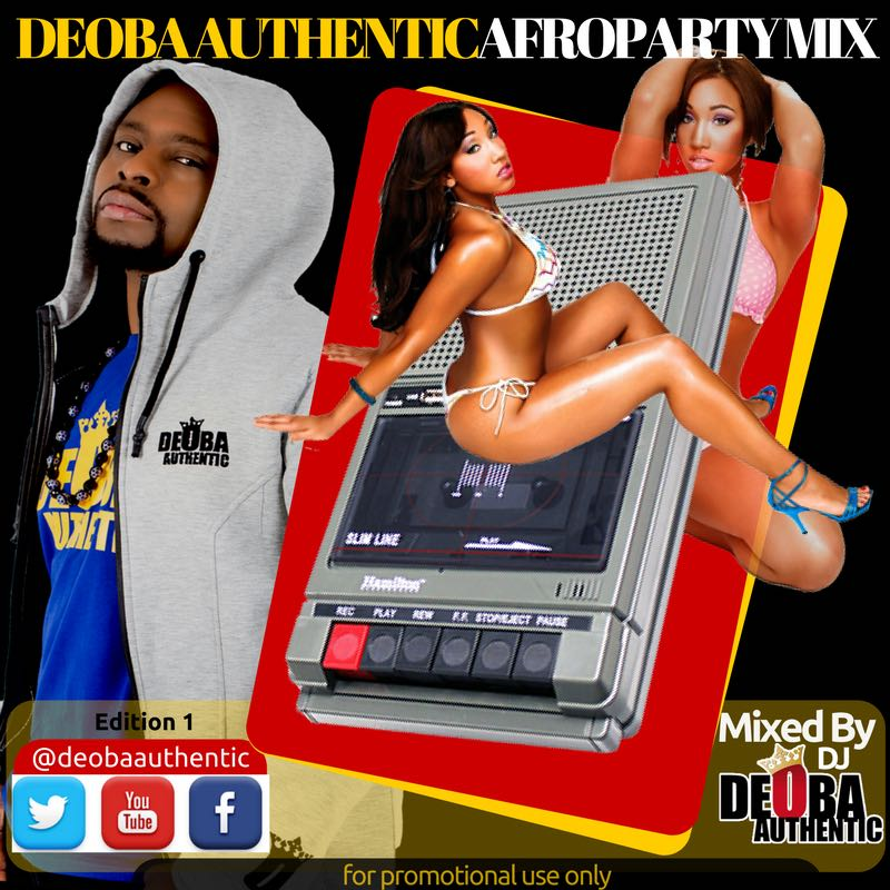 DJ Deoba Authentic